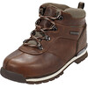 Timberland Splitrock 2 Hiker Shoes Junior Medium Brown Full Grain